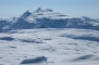 Utsikt mot Snota fra Tindfjellet