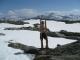 Varmt på toppen av Kufjellet