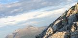 Sauer på tur opp Kufjellet. 25, juli 2014. Fotograf: Elinor Bolme