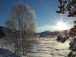 Sørover i retning mot Vassdalen. Februar 2014. Fotograf: Marit Sveen Kvande