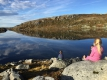 Tindfjellet høst 2015. Fotograf: P. K. Øye