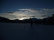 Ut på skitur 3. juledag 2015. Fotograf: Thibault Malou.