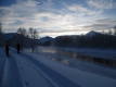 Skitur langs Vindøla 3. juledag 2015. Fotograf: Thibault Malou.