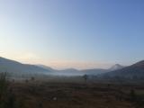 Vindøldalen tidlig 16. september. Fotograf: Tor Stivold.