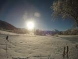 Skiglede februar. Fotograf: Magne Nordsteien