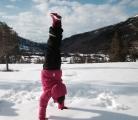 Nora turner vinteren 2017. Fotograf: Marit Sveen Kvande