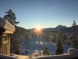 Utsikt som gir ro, 15. desember 2018. Fotograf: Janne Eide Naustbakk