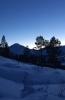 Fra Langøyabben mot Fruhøtta, 26. januar 2019. Fotograf: Kari Naustbakk