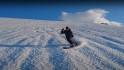 Fin snø ned igjen for telemark