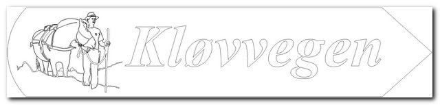 Logo Kløvvegen